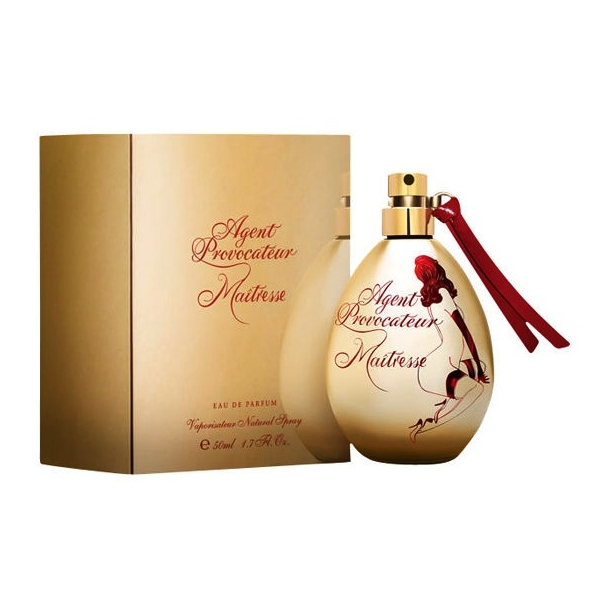 Agent Provocateur Maitresse Gold — парфюмированная вода 100ml для женщин лицензия (lux)