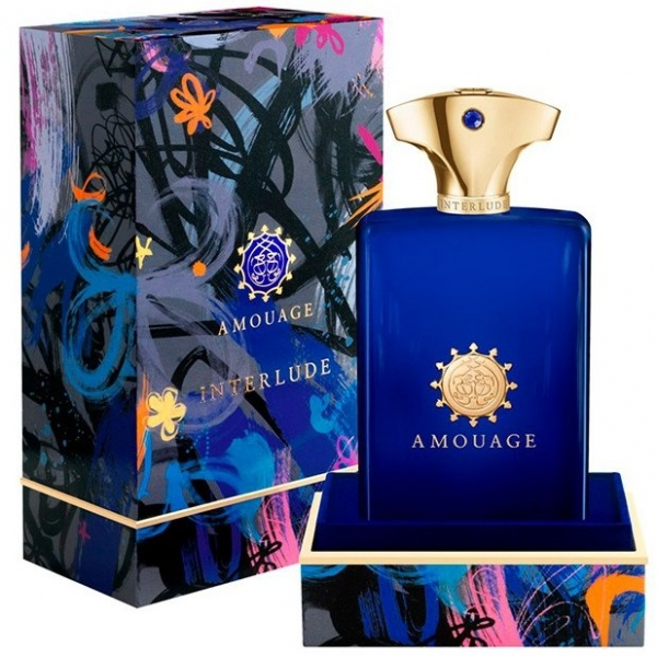 Amouage Interlude — парфюмированная вода 100ml для мужчин лицензия (lux)