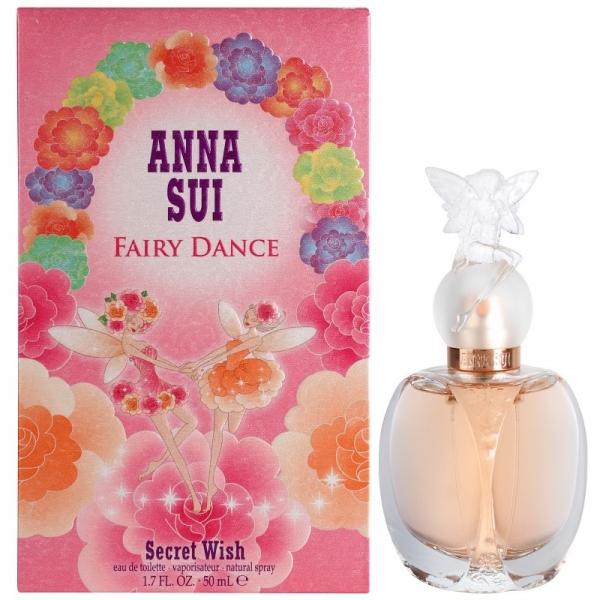 Anna Sui Fairy Dance Secret Wish — туалетная вода 50ml для женщин лицензия (lux)
