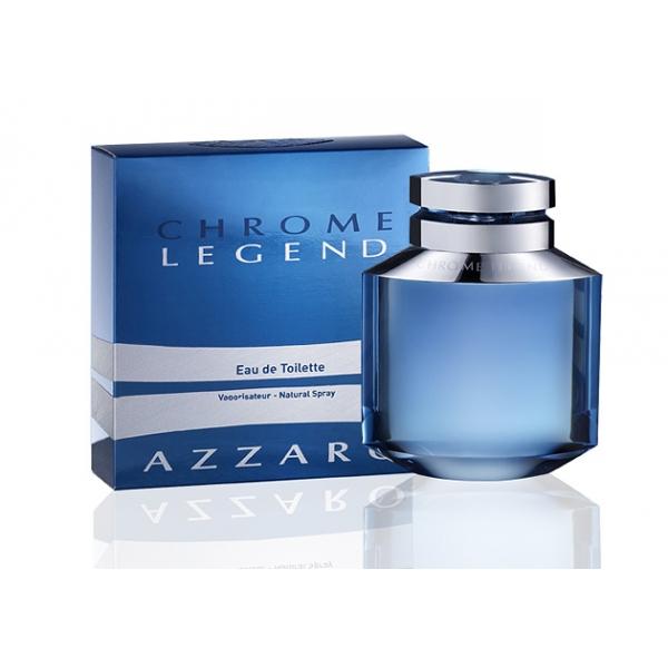 Azzaro Chrome Legend — туалетная вода 100ml для мужчин лицензия (lux)
