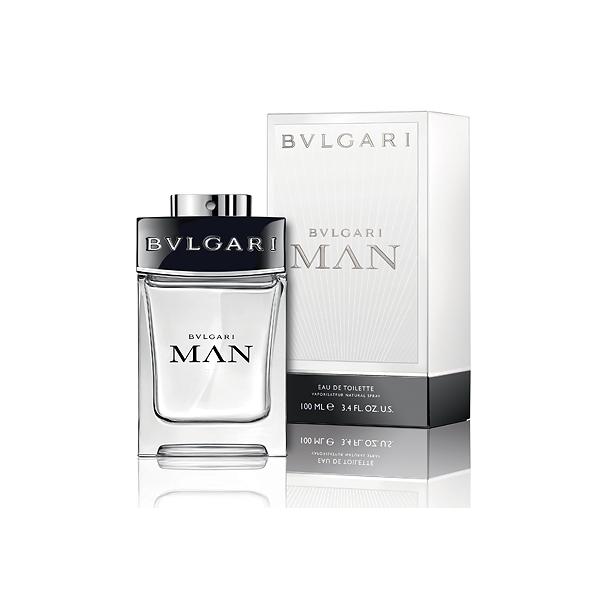 Bvlgari Man — туалетная вода 100ml для мужчин лицензия (normal)