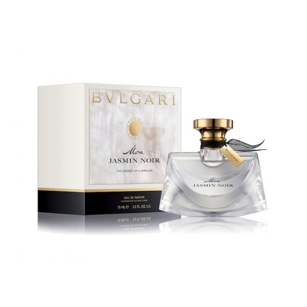 Bvlgari Mon Jasmin Noir — парфюмированная вода 75ml для женщин лицензия (normal)