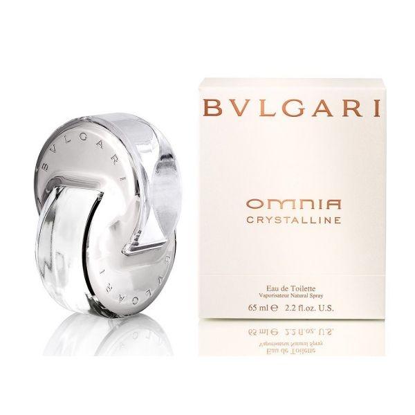 Bvlgari Omnia Crystalline — туалетная вода 65ml для женщин лицензия (lux)