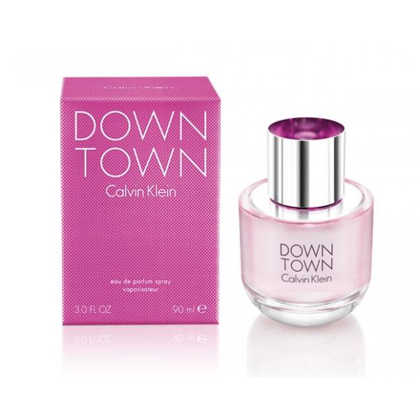 Calvin Klein Down Town — парфюмированная вода 90ml для женщин лицензия (lux)