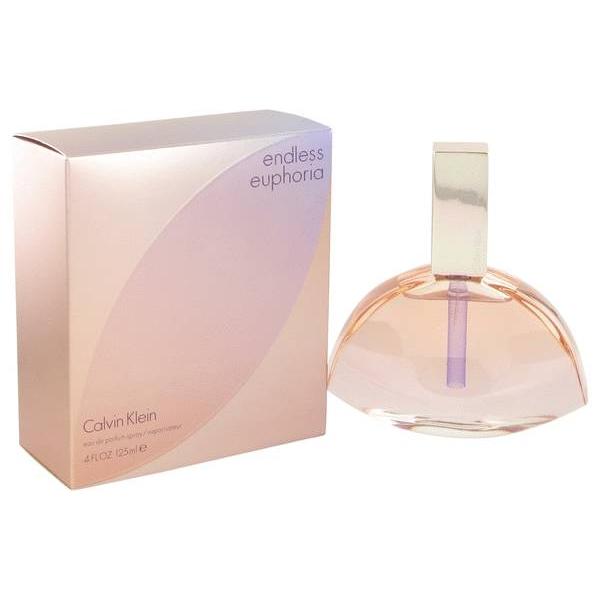 Calvin Klein Endless Euphoria women — парфюмированная вода 125ml для женщин лицензия (lux)