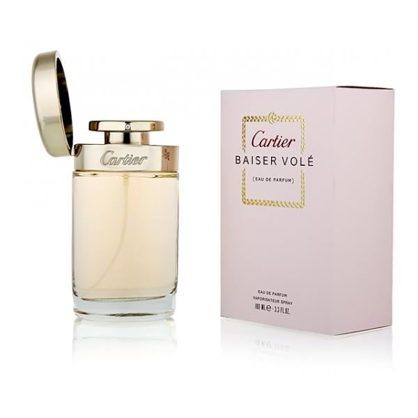 Cartier Baiser Vole — парфюмированная вода 100ml для женщин лицензия (normal)