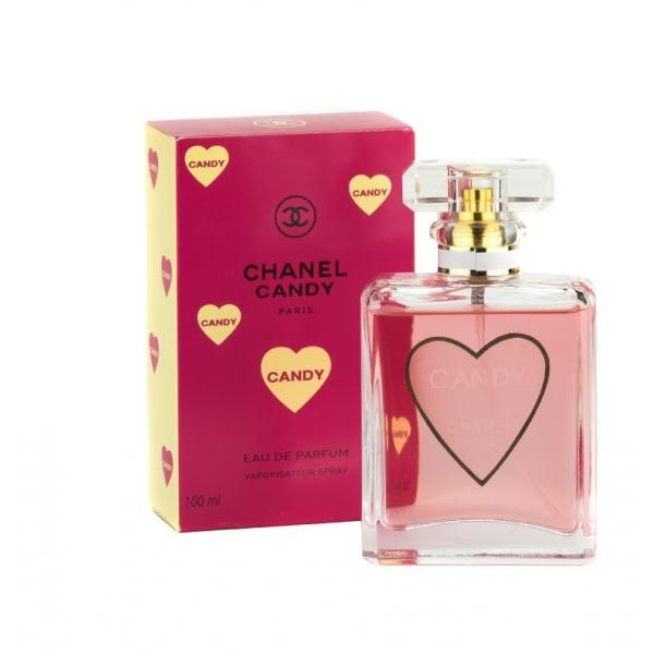Chanel Candy — парфюмированная вода 100ml для женщин лицензия (normal)