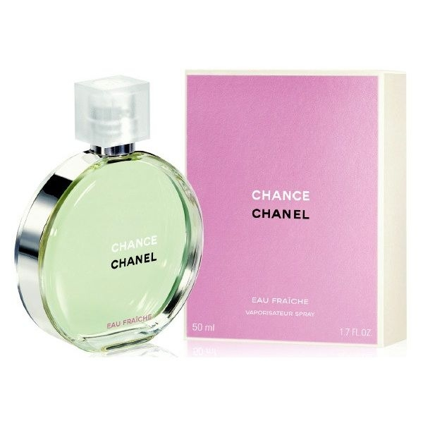 Chanel Chance Eau Fraiche — туалетная вода 100ml для женщин лицензия (normal)
