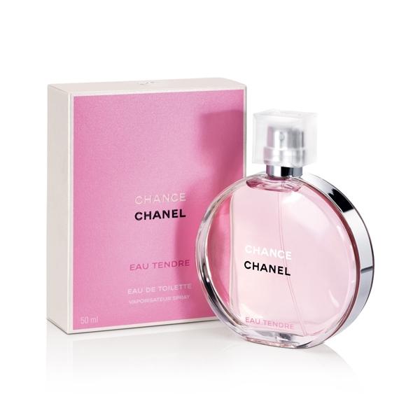 Chanel Chance Eau Tendre — туалетная вода 100ml для женщин лицензия (lux)