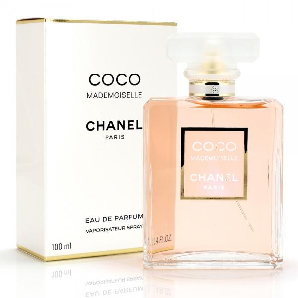 Chanel Coco Mademoiselle — парфюмированная вода 100ml для женщин лицензия (lux)