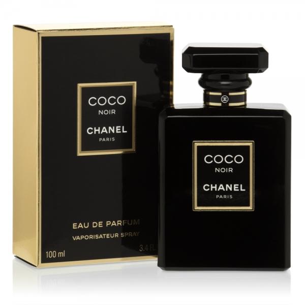 Chanel Coco Noir — парфюмированная вода 100ml для женщин лицензия (normal)