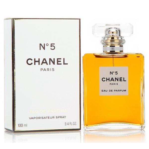 Chanel N 5 — парфюмированная вода 100ml для женщин лицензия (normal)