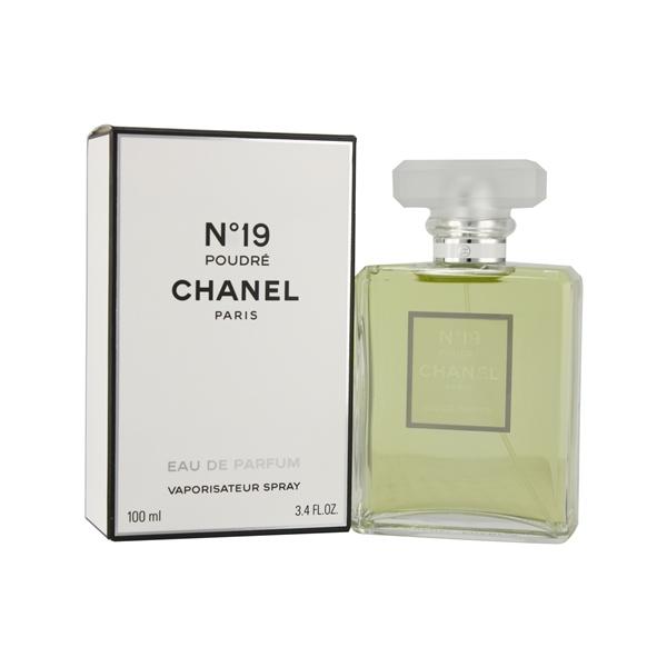 Chanel №19 Poudre — парфюмированная вода 100ml для женщин лицензия (lux)