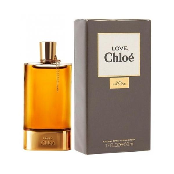 Chloe Love Eau Intense — парфюмированная вода 75ml для женщин лицензия (normal)