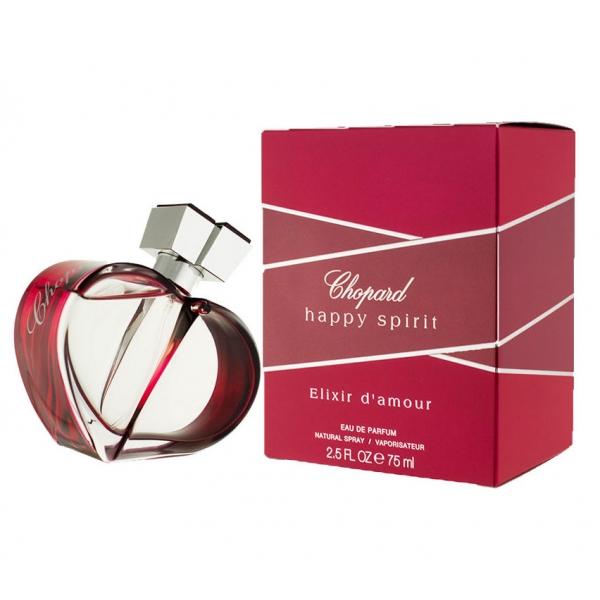 Chopard Happy Spirit Elixir D'Amour — парфюмированная вода 75ml для женщин лицензия (normal)