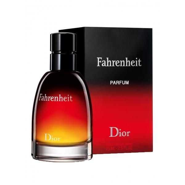 Christian Dior Fahrenheit parfume — парфюмированная вода 75ml для мужчин лицензия (lux)