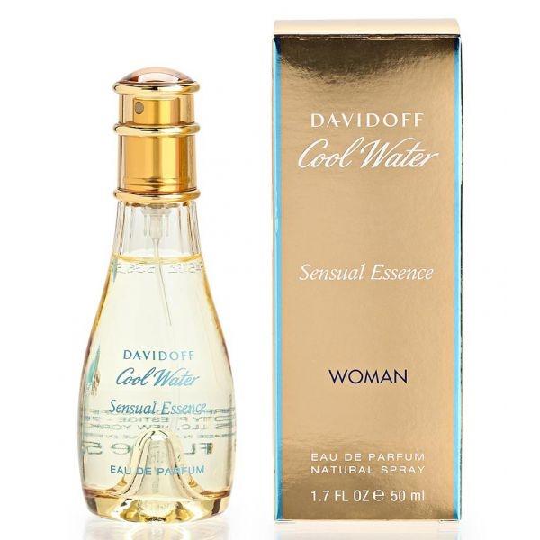 Davidoff Cool Water Sensual Essence — парфюмированная вода 100ml для женщин лицензия (lux)