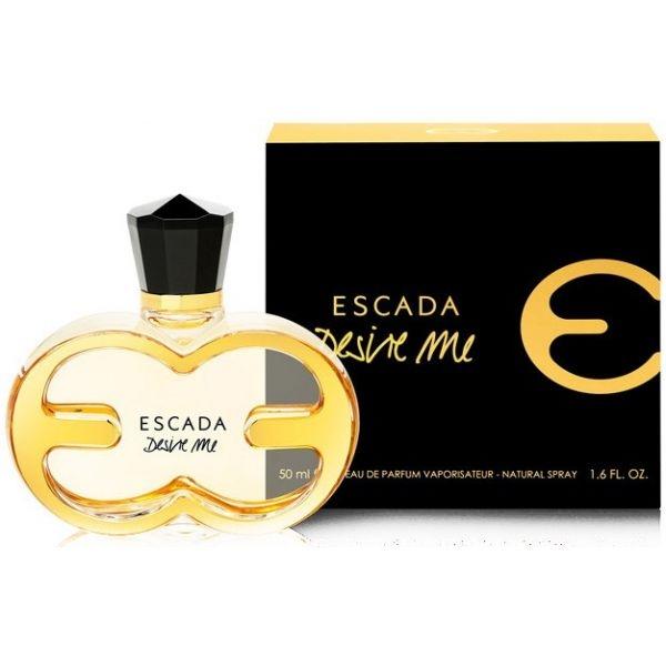 Escada Desire Me — парфюмированная вода 75ml для женщин лицензия (lux)