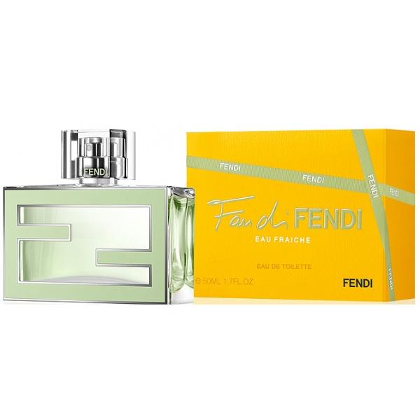 Fendi Fan di Fendi Eau Fraiche — туалетная вода 75ml для женщин лицензия (lux)