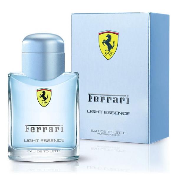 Ferrari Light Essence — туалетная вода 125ml для мужчин лицензия (normal)