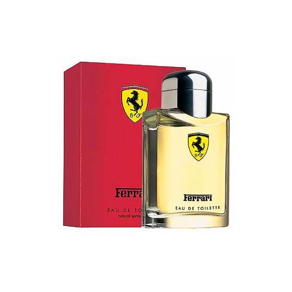 Ferrari Red Man — туалетная вода 125ml для мужчин лицензия (normal)