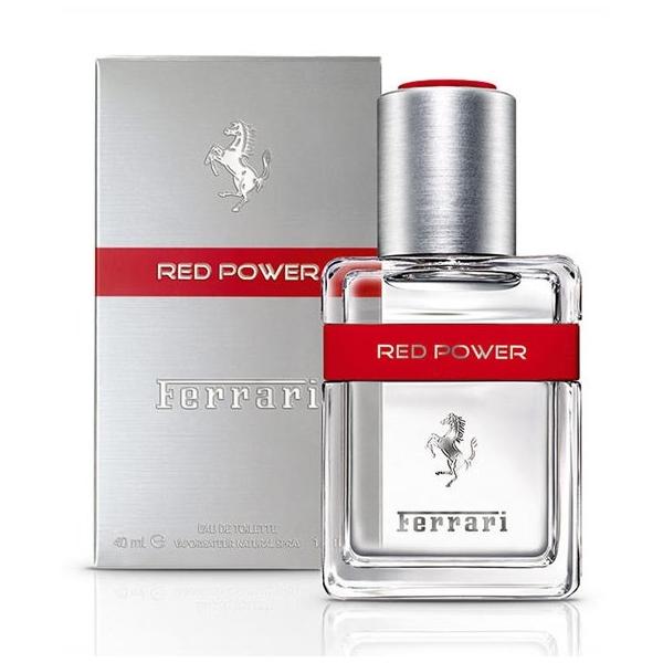 Ferrari Red Power — туалетная вода 125ml для мужчин лицензия (normal)