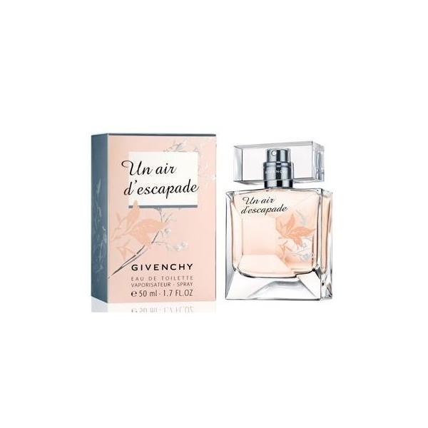 Givenchy Un Air D`escapade — туалетная вода 100ml для женщин лицензия (lux)