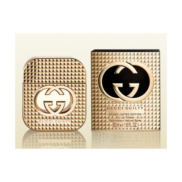 Gucci Guilty Stud Limited Edition — туалетная вода 75ml для женщин лицензия (lux)