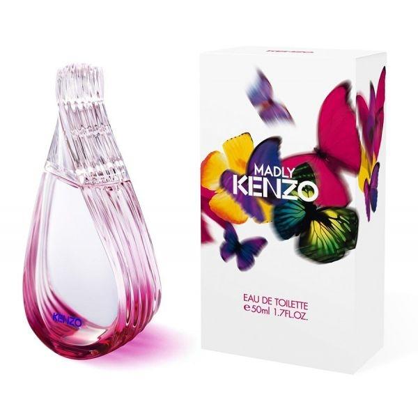 Kenzo Madly Kenzo — туалетная вода 80ml для женщин лицензия (lux)