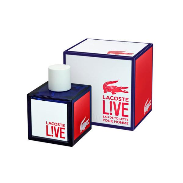Lacoste Live Pour Homme — туалетная вода 100ml для мужчин лицензия (lux)