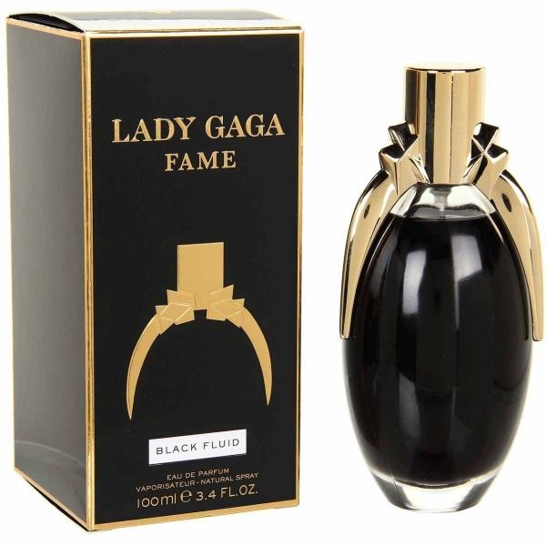 Lady Gaga Black Fluid — парфюмированная вода 100ml для женщин лицензия (normal)