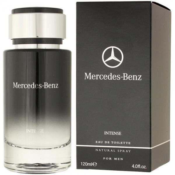Mercedes-Benz Intense — туалетная вода 120ml для мужчин лицензия (lux)