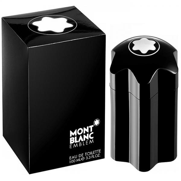 Mont Blanc Emblem — туалетная вода 100ml для мужчин лицензия (lux)