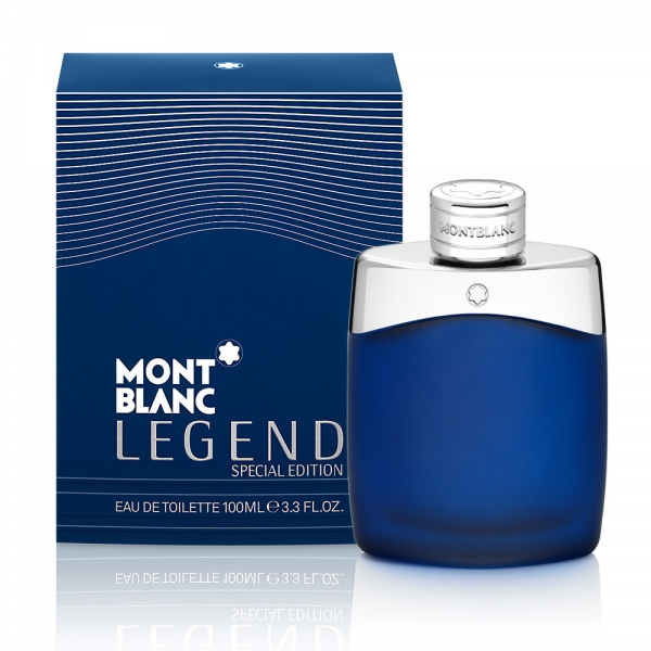 Mont Blanc Legend Special Edition — туалетная вода 100ml для мужчин лицензия (lux)