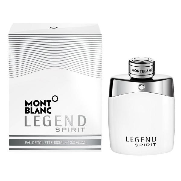 Mont Blanc Legend Spirit — туалетная вода 100ml для мужчин лицензия (lux)