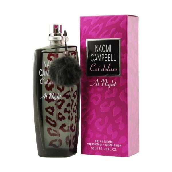 Naomi Campbell Cat Deluxe At Night — туалетная вода 75ml для женщин лицензия (normal)
