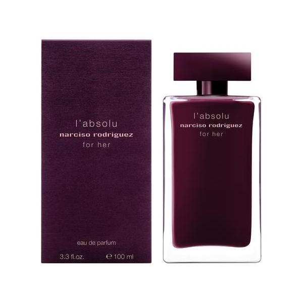 Narciso Rodriguez L'Absolu For Her — парфюмированная вода 100ml для женщин лицензия (lux)
