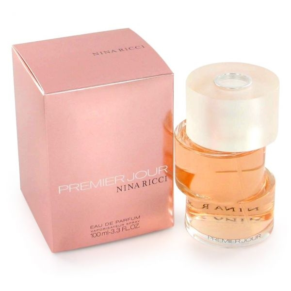 Nina Ricci Premier Jour — парфюмированная вода 100ml для женщин лицензия (lux)