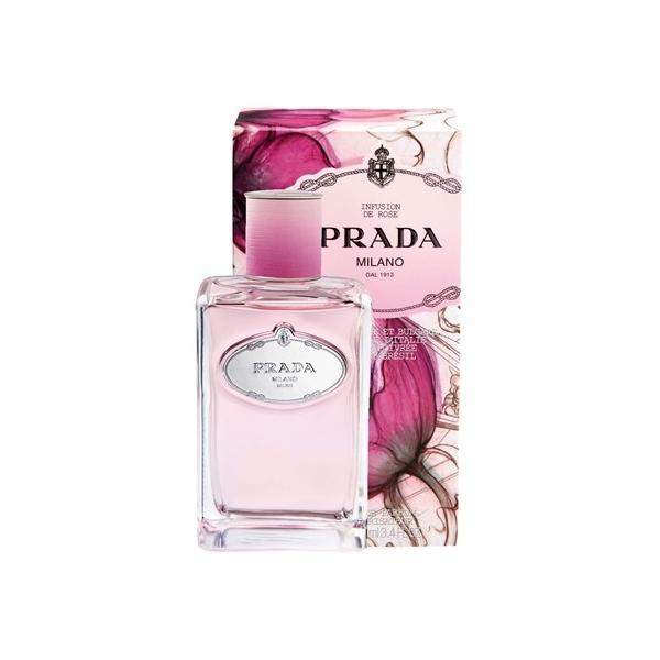 Prada Infusion De Rose — парфюмированная вода 100ml для женщин лицензия (normal)
