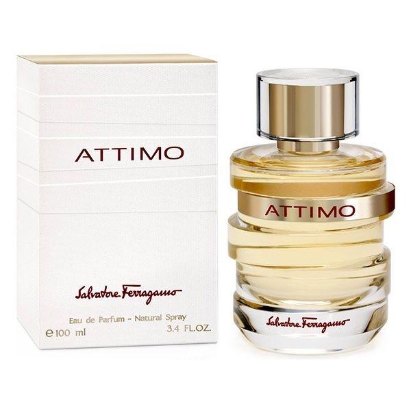 Salvatore Ferragamo Attimo — парфюмированная вода 100ml для женщин лицензия (lux)