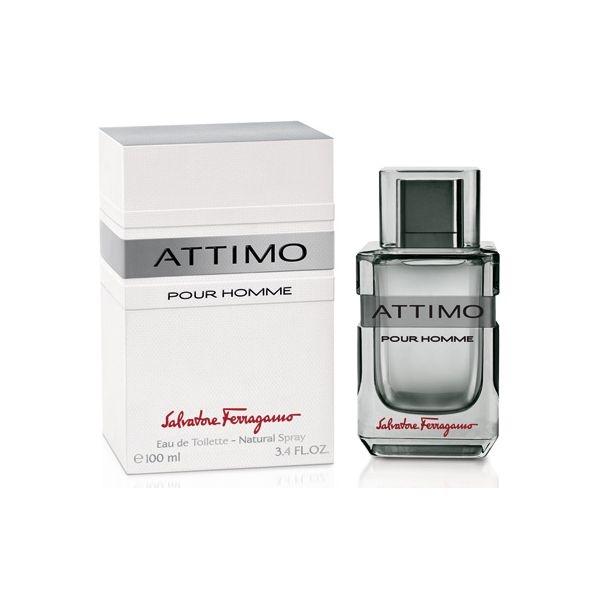 Salvatore Ferragamo Attimo pour homme — туалетная вода 100ml для мужчин лицензия (lux)