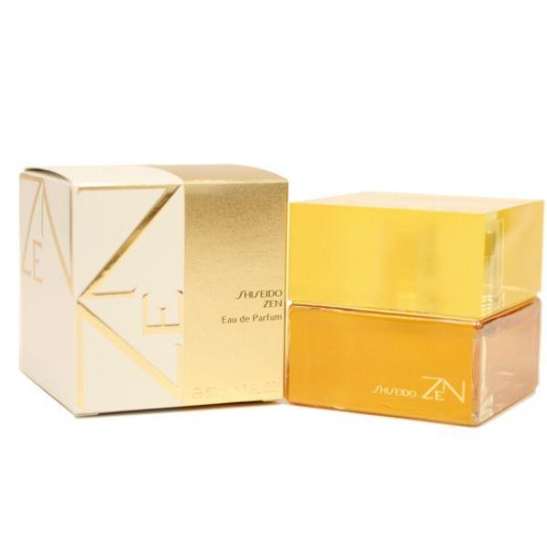 Shiseido Zen — парфюмированная вода 50ml для женщин лицензия (lux)