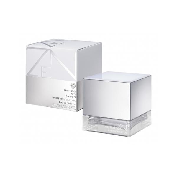 Shiseido Zen White — туалетная вода 50ml для мужчин Heat Edition лицензия (lux)