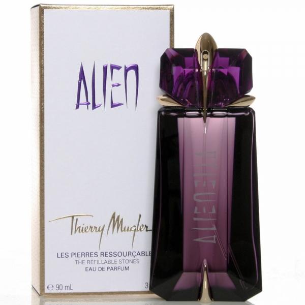 Thierry Mugler Alien — парфюмированная вода 90ml для женщин лицензия (lux)