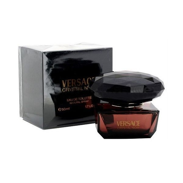 Versace Crystal Noir — туалетная вода 90ml для женщин лицензия (lux)