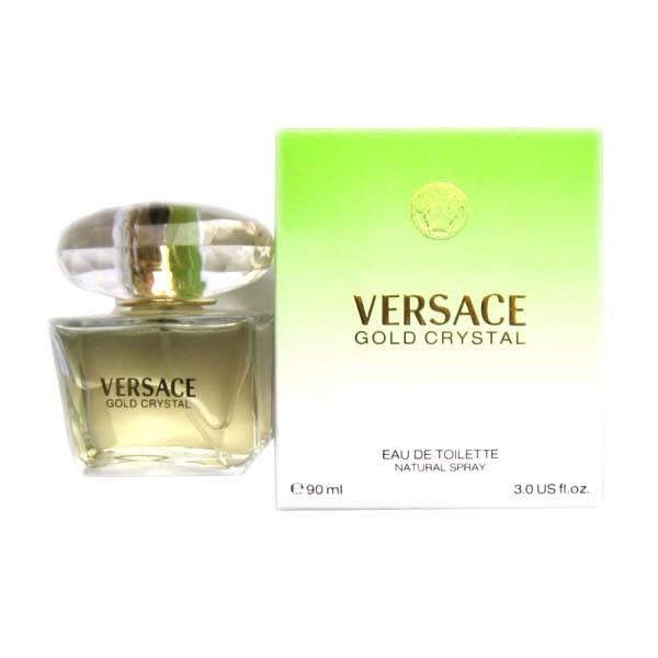 Versace Gold Crystal — туалетная вода 90ml для женщин лицензия (normal)