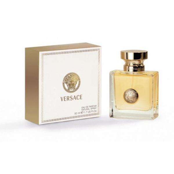 Versace Pour Femme White — парфюмированная вода 100ml для женщин MEDUSA лицензия (normal)