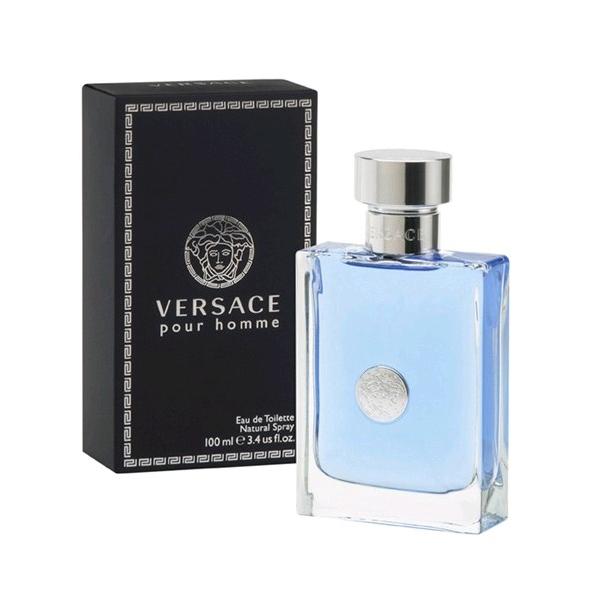 Versace Pour Homme NEW — туалетная вода 100ml для мужчин лицензия (normal)