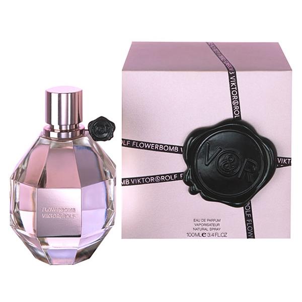 Viktor & Rolf FlowerBomb — парфюмированная вода 75ml для женщин лицензия (lux)