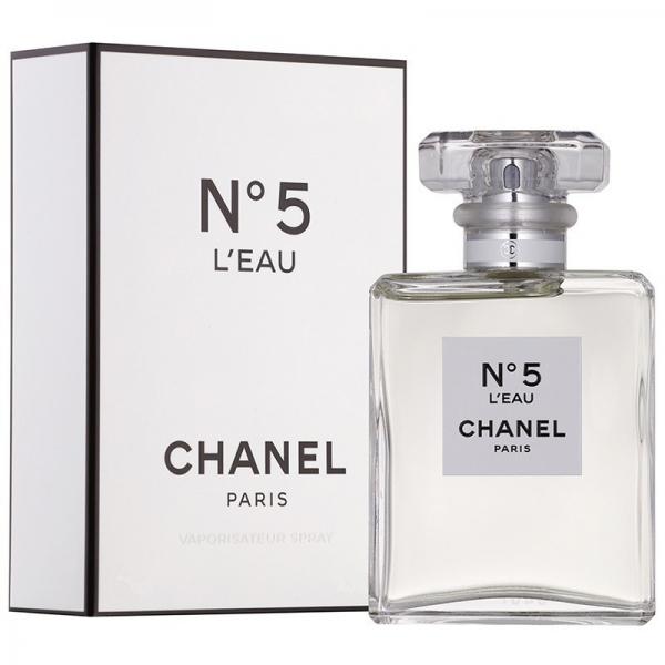 Chanel N 5 L`eau — парфюмированная вода 100ml для женщин лицензия (lux)
